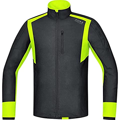 GORE RUNNING WEAR- Homme- Maillot de course- manches longues- chaud