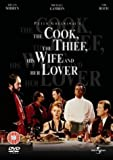 The Cook, The Thief, His Wife and Her Lover [Import anglais]