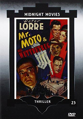 Mr. Moto & der Wettbetrug - Midnight Movies 23