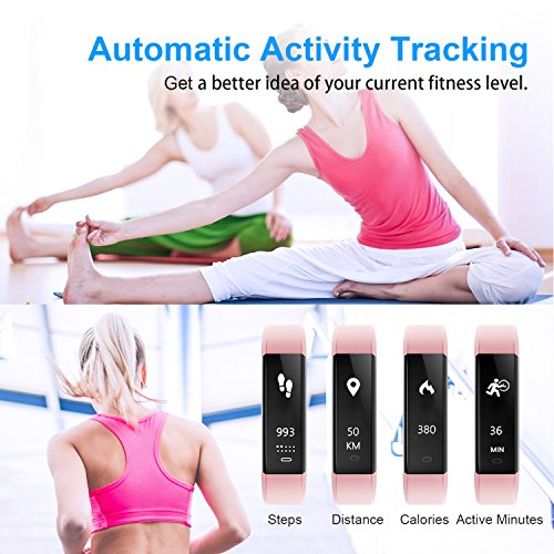 Zoom IMG-3 muzili fitness tracker impermeabile sport