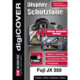 DigiCover B2750 Protection d'écran pour Fujifilm FinePix JX350
