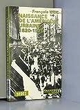 Naissance de l'Amérique urbaine, 1820-1920