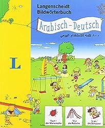 Langenscheidt Bildwörterbuch Arabisch - Deutsch - für Kinder ab 3 Jahren (Langenscheidt Bildwörterbücher)