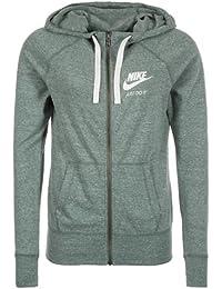 cheaper daae3 9c928 Nike 883729 365 Sudaderas, Mujer, Verde (Clay GreenSail), XL