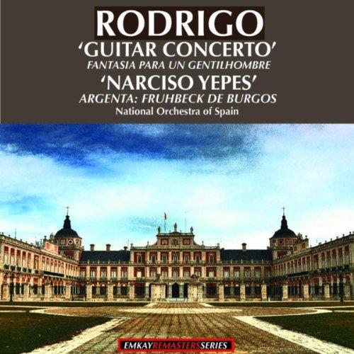 """Rodrigo: Guitar Concerto """"Conc..."""