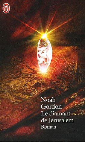 Le diamant de Jérusalem par Noah Gordon