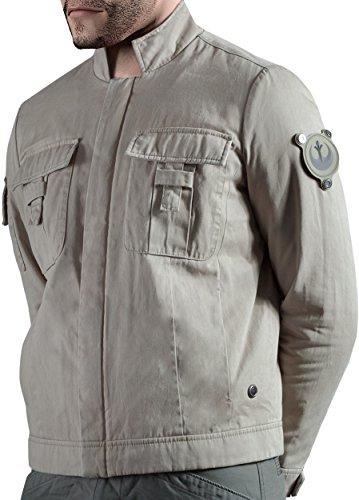 Musterbrand Star Wars Giacca Uomo Skywalker Replica Beige XL
