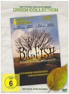 Big Fish - Der Zauber, der ein Leben zur Legende macht (Green Collection exklusiv bei Amazon.de)