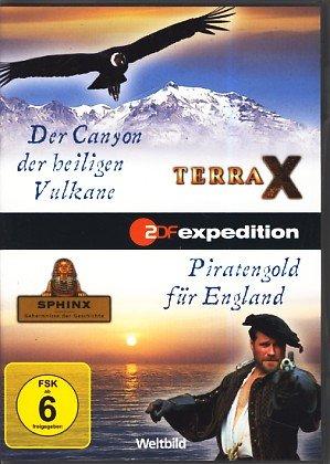 Terra X: Der Canyon der heiligen Vulkane/Piratengold fuer England
