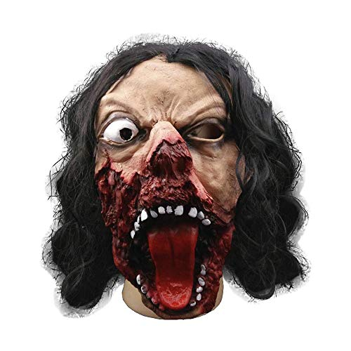 Maske YN Halloween Sparta Super Horror Latex Erwachsenen -