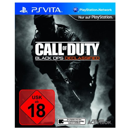 Call of Duty: Black Ops Declassified - [PlayStation Vita]