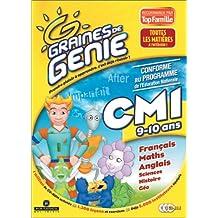 Graine de génie CM1 : Français, math, anglais, sciences, histoire, géo