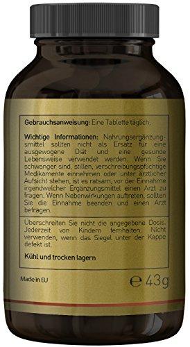 Vitamin B12 Methylcobalamin 1000 μg, hochdosiert, 250 Lutschtabletten, vegan, Premium-Qualität von Hebe Nutrition - 4