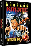 Kinjite - tödliches Tabu - uncut (Blu-Ray+DVD) auf 777 limitiertes Mediabook Cover A [Limited Collector's Edition]