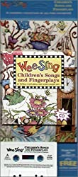 Wee Sing Children's Songs and Fingerplays book and cd (reissue) by Pamela Conn Beall (2002-04-15)