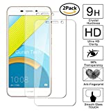 [2 Pack] Guran Glass Protector pour Honor 6C Pro Smartphone Screen Verre Trempé...
