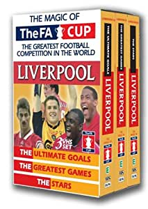 The Magic Of The F.A. Cup - Liverpool [VHS]