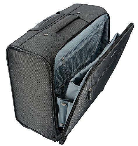 Bugatti Lima Business Trolley / Overnighter 43 cm mit Gepäckfach und Laptopfach - 5