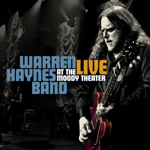 Man In Motion - Man Warren Haynes In Von Motion