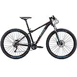 29 Zoll MTB Fuji Nevada 29 2.0 LTD Sport Trail Mountainbike Fahrrad, Rahmengrösse:58 cm, Farbe:Satin Black