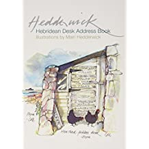 Hebridean Desk Address Book (Address Books)