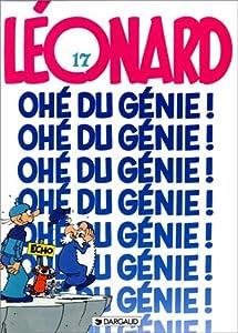 "Afficher ""Léonard n° 17 Ohé du génie !"""