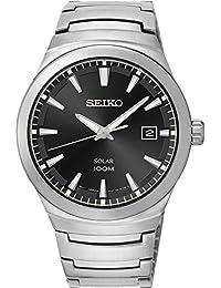 Seiko - Herren -Armbanduhr- SNE291P1