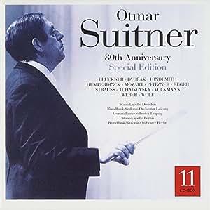 Otmar Suitner - 80th Anniversary Edition