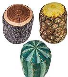 Türstopper Ananas, Kaktus oder Baumstamm aus Stoff (Kaktus)