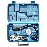 Kraft Plus® k.211–2210dischi freno calibro a corsoio 0–10mm comparatore DTI piano rotondo Corsa Misuratore auto Tool–3PZ.