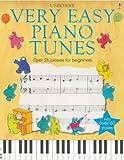 Very Easy Piano Tunes (Usborne)