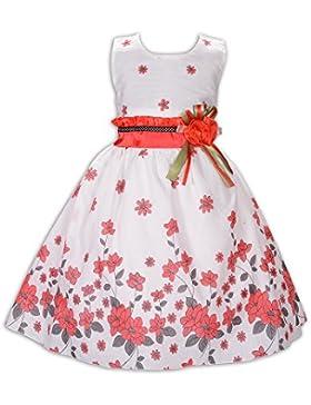 Cinda Mädchen Kleid Kirsche