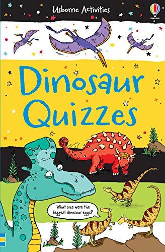 Dinosaur Quizzes par Sarah Khan