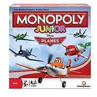 Disney Planes Monopoly Junior Board Game