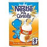 Nestlé p'tite céréale saveur miel 400g dès 6 mois - ( Prix Unitaire ) - Envoi Rapide Et Soignée