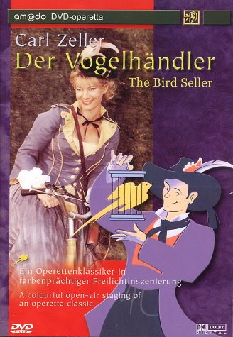 zeller-carl-der-vogelhndler-alemania-dvd