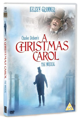 A Christmas Carol: The Musical [DVD] for sale  Delivered anywhere in UK