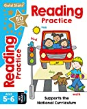 Gold Stars Reading Practice Ages 5-6 Key Stage 1: Supports the National Curriculum (Workbook)