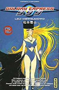 Galaxy Express 999 Edition simple Tome 5