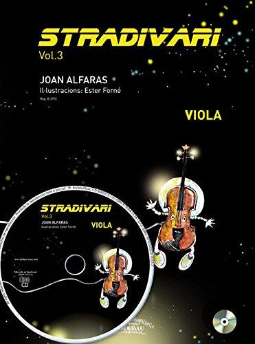 Stradivari Viola Vol. 3