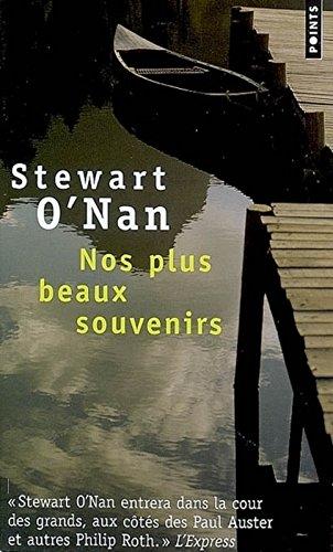 Nos plus beaux souvenirs par Stewart O'nan