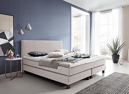 SLEEPREALGOOD Boxspringbett 200 x 200 Classsic im Test