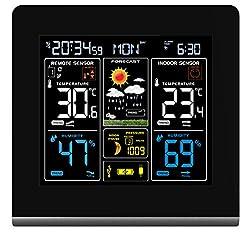 La Stazione Metereologica TG672 è la più avanzata della gamma Think Gizmos. Grazie al nuovo Schermo Display Retroilluminato LED ad Alta Definizione la stazione metereologica può essere visualizzata da diverse angolazioni e in molteplici condizioni di...