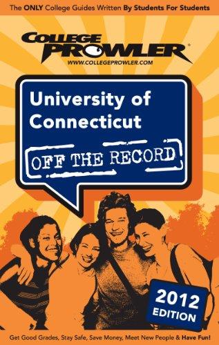University of Connecticut 2012 (English Edition) Uconn Connecticut University