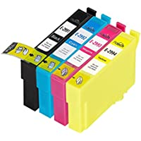 Pictech Compatible Epson Expression Home XP-245 XP-332 XP-335 XP-432 XP-435 Printer Ink Cartridges - Replacement for Epson 29XL Strawberry Ink Cartridges Multipack (1 Set)