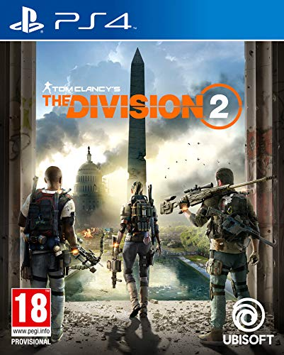 Tom Clancy's The Division 2 (PS4) [Edizione: Regno Unito / Gioco giocabile in italiano]
