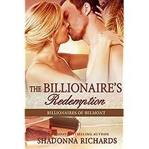 The Billionaire's Redemption (Billionaires of Belmont Book 5) (English Edition)