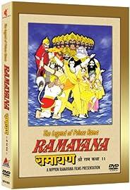 Ramayana: The Legend of Prince Rama DVD
