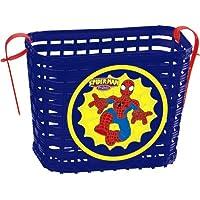 Spiderman - Cesta de Bicicleta (Saica Toys 0263)