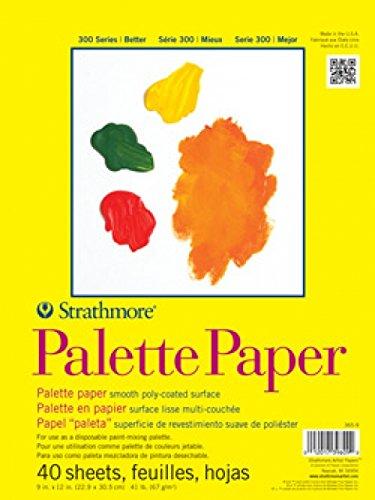 Palette Papier Pad 12Zoll x 40,6cm, 40Blatt ()
